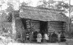 Florida Black School Established by Freedmen Bureau during Reconstruction after the Civil War