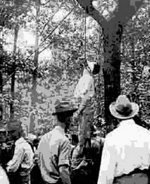 Leo Frank Lynching Photo, Marietta, Georgia, Leo Frank Lynching Photo, Library of Congress