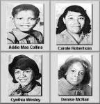 Little Girls Killed in Alabama