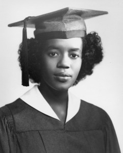 Vera Mulkey, 1954 Graduate, Polytechnic High School Long Beach, California